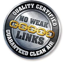 No Weak Links Logo